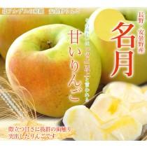【大會限定特價商品】日本青森名月蘋果禮盒(6、8、12、18、36粒裝)