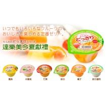 日本TARAMI達樂美果凍