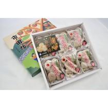 日本市田柿禮盒(一盒6小包裝)